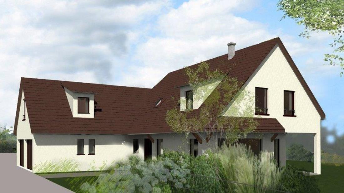 Maison à Breuschwickersheim