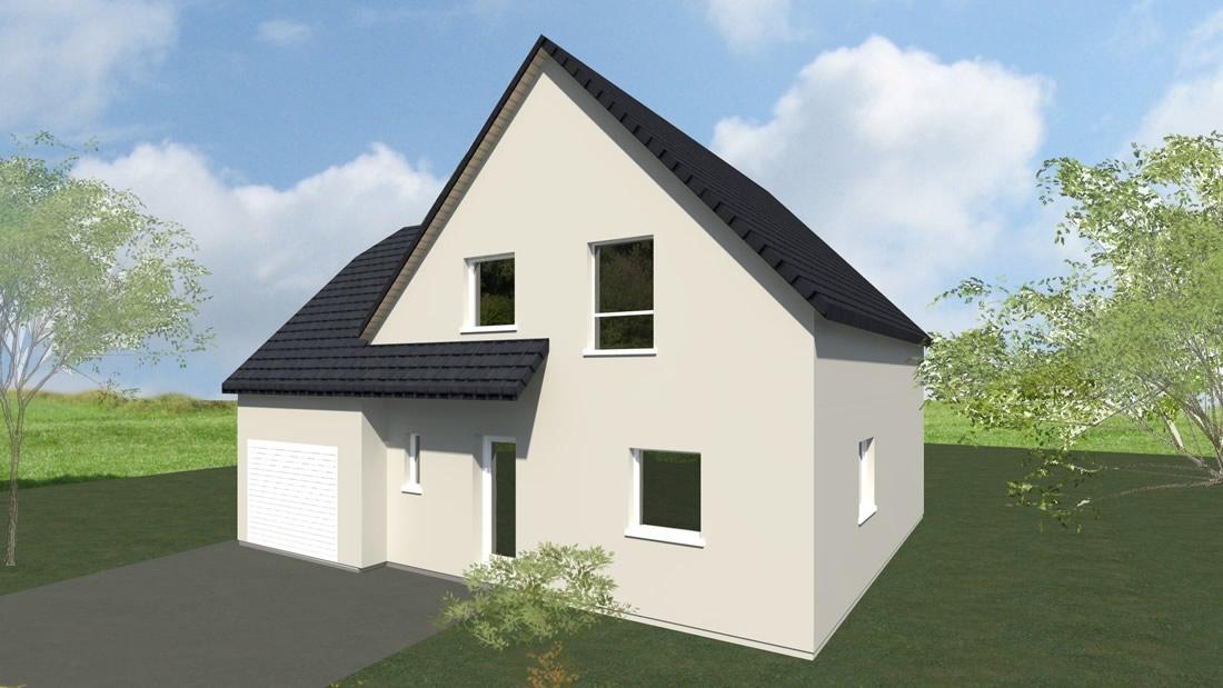 Maison à Ichtratzheim